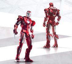 Iron Man Mark XXXIII | Silver Centurion