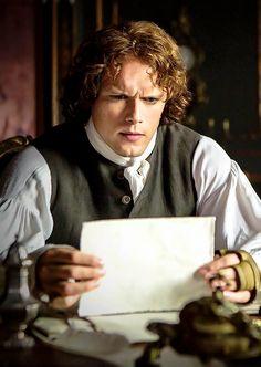Jamie et Claire de la série Outlander - outlander-nouvelles: Jamie et Murtagh feront ...