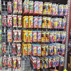 What happens when you visit the biggest candy store in North America? Find out: http://www.oneweirdglobe.com/heyusa #cleveland #heyusa #fun