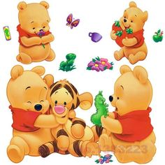 awesome Cartoon Animals Pooh DIY vinyl wall stickers for kids rooms boys girls sofa home decor child sticker home decoration wall decals Check more at http://hot3dprinting.com/products/cartoon-animals-pooh-diy-vinyl-wall-stickers-for-kids-rooms-boys-girls-sofa-home-decor-child-sticker-home-decoration-wall-decals/