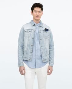 ZARA - MAN - PLAIN OXFORD SHIRT