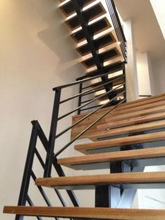 Escalier, fabrication escalier sur-mesure - Saint-Hyacinthe | ATELIER ALLARD INC