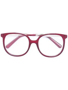10bb67abc4 CHLOÉ Classic Square Frame Glasses.  chloé  glasses