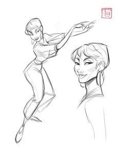 Image result for character design female