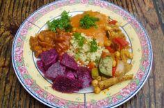 Hongaarse groente stoofpot