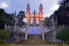 Santuário de Nossa Senhora dos Remédios - Lamego - Portugal