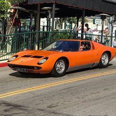 Starting the day off right with a dose of Vitamin C . This Lamborghini Miura did the trick at @SunsetGranTurismo!! _______________________________________________________ #SouthBayCarz • #ItsWhiteNoise • #CarInstagram • #CarsDaily • #DedicatedPS • #LamborghiniMiura • #Lamborghini • #Supercarage • #Coupe • #Miura • #Motivation • #Inspiration • #BlackList • #V12 • #GearHeadGallery • #InstaCar • #AmazingMotors247 • #Hypercar • #CarLifestyle