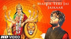 Navratri special song Maiya Teri Jai Jaikaar video by Arijit Singh with lyrics