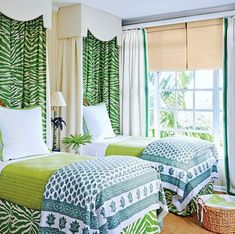 Such a cheerful room! | summer kiddie room inspiration | tropica kiddie room inspiration | children's bedroom | bedroom design |