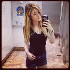 haha selfie in the bathroom....oh look a koala on the background