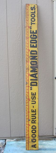 would be cool to use as a growth chart for the kids...