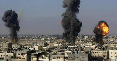 Gaza. Luglio 2014