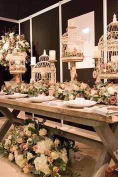 Gabbiette per decorare un matrimonio shabby e retrò | Matrimonio a Bologna Blog