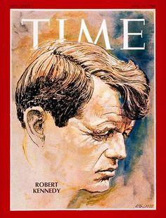 RFK Memorial Issue, Time Magazine, June 1968