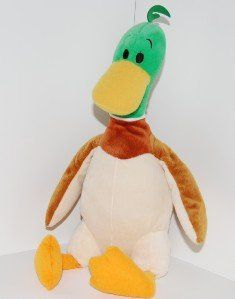 Amazon.com: Kohls Duck At The Door Plush: (Character by Jackie Urbanovic): Toys & Games