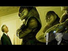 President Eisenhower had three secret meetings with aliens, former Penta...