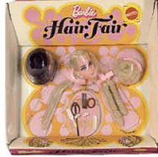 Vintage Hair Fair Barbie