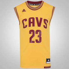 Camiseta Regata adidas NBA Cleveland Cavaliers - Masculina 4db39c03529
