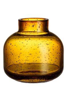 Vază foarte mică din sticlă | H&M