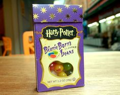 The World's Craziest Jelly Beans.  No Recipe just have to buy them on the Jelly Belly Website.