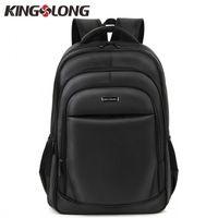 KINGSLONG Anti-theft lock+Men's Backpack for 15.6 Inch Laptop Notebook Computer Large Capacity Travel Business Backpacks for Men