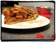 Z ghetta blog: Americký jablečný koláč (Apple pie) Apple Pie, Waffles, Beef, Chicken, Breakfast, Food, Meat, Morning Coffee, Apple Cobbler