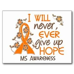 Multiple Sclerosis Inspiration | Multiple Sclerosis Inspirational T Shirts, Multiple Sclerosis