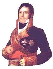 Gabriel de Mendizabal Military Honors, Military Orders, Gabriel, Mona Lisa, Spanish, Lieutenant General, Major General, Cadiz, Ferdinand