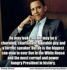 Good Chance it will go down history as just that ….. Barack Obama's Dead Fly's Photo: