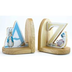 Beautiful pair of Beatrix Potter Bookends to compliment our other Beatrix Potter nursery accessories delivered in the UK