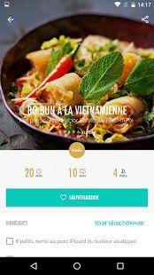 Cuisine Actuelle– Vignette de la capture d'écran