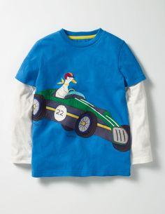 Layered Vehicle T-shirt