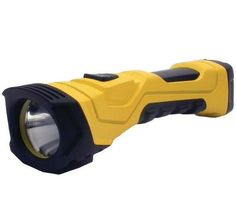 This super-bright high flux LED Cyber Light Flashlight projects a beam of light and offers up to 5 hours of continuous use. Dorcy Led Cyber Light Flashlight (yellow) by Custom Made. Floating Lanterns, Light Flashlight, Thing 1, Led Technology, W 6, Main Colors, Deco, Yellow Black, Beams