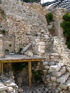City of David—the Original Jerusalem