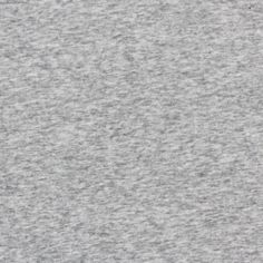 Heather Gray Solid Cotton Spandex Knit Fabric A Great Medium Weight
