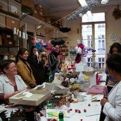 Cursos e Roteiros de moda em Paris