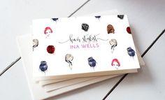 Hair Stylist Business Card by iloladesign on @creativemarket