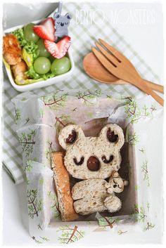 Mama Koala and Baby Koala Bento Lunch box