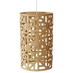 DIY idea — popsicle stick light fixtures | best stuff