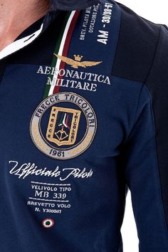 Aeronautica Militare POLO M.L. - Fall/Winter 15