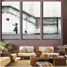 There Is Always Hope Banksy Balloon Girl replica oil painting Printed oil painting custom painting For Living Room Wall bedroom -- AliExpress Affiliate's Pin. Find out more by clicking the VISIT button