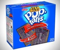 Star Wars Han Solo in Carbonite Pop Tarts. Are these real?! Where can I get these?