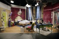Alex Russo's Bedroom - WOWP