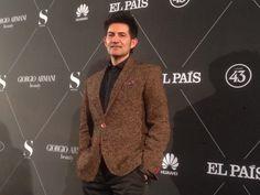 Iñaki Alcubilla representaba a Arco en la Gala de S Moda, el gran evento que se celebró en la Real Academia de Bellas Artes de San Fernando.