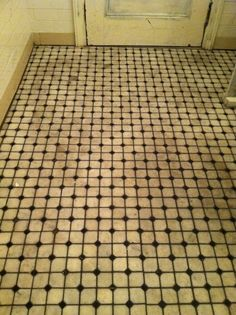 Bathrooms With Octagon Tile This That Bathroom Floors - Renovate bathroom floor