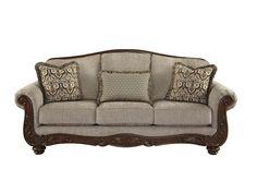 Cecilyn Cocoa Sofa - sofas - Living Rooms
