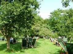 The Orchard, Grantchester, Cambridge, UK