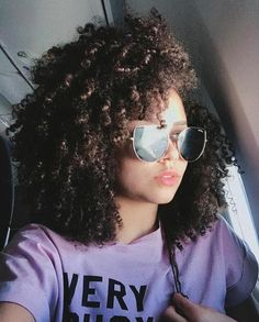 Sara Taiane Pinterest Curly Hair Curly Afro Hair, Crimped Hair, Coily Hair, Ethnic Hairstyles, Curled Hairstyles, Pretty Hairstyles, Natural Curls, Natural Hair Styles, Types Of Curls