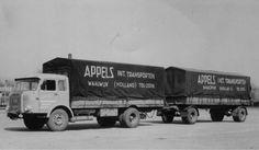 Scania vabis. COMBINATIE. Appels.