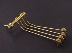 Steampunk Supplies Vintage brass clock by SteampunkArtSupplies, $5.95  #steampunk #artsupplies
